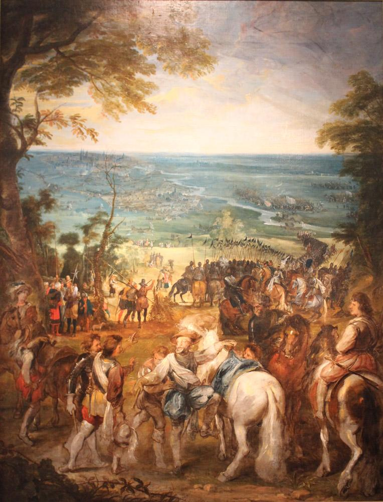 Peter Paul Rubens Henry IV at the Siege of Amiens, Canvas, Peter Paul Rubens, kanvas tablo, canvas print sales