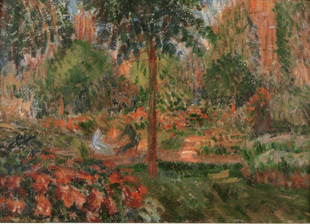 Pierre Auguste Renoir After Landscape, Canvas, Pierre Auguste Renoir, kanvas tablo, canvas print sales