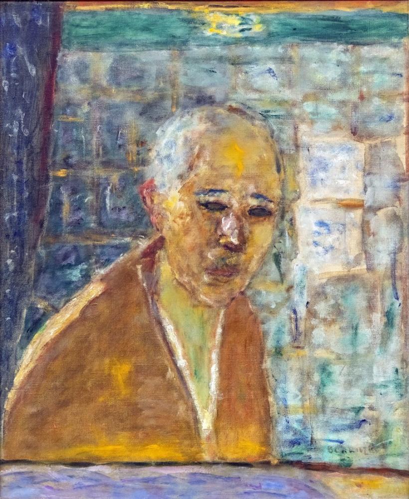 Pierre Bonnard Autoportrait, Canvas, Pierre Bonnard, kanvas tablo, canvas print sales