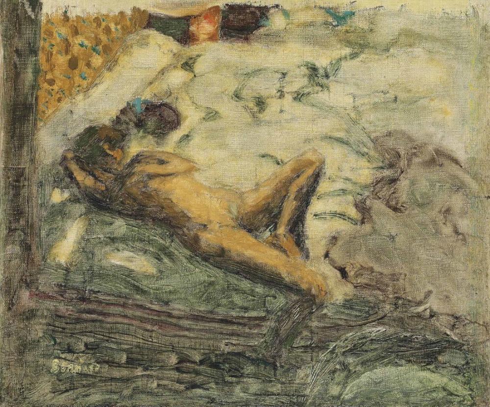 Pierre Bonnard Avant Projet Pour Lindolente, Canvas, Pierre Bonnard, kanvas tablo, canvas print sales