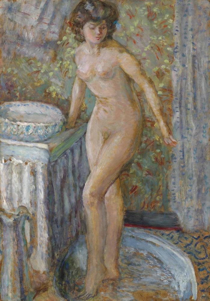 Pierre Bonnard Nu A La Toilette, Canvas, Pierre Bonnard, kanvas tablo, canvas print sales