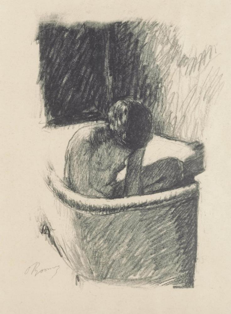 Pierre Bonnard The Bath, Canvas, Pierre Bonnard, kanvas tablo, canvas print sales