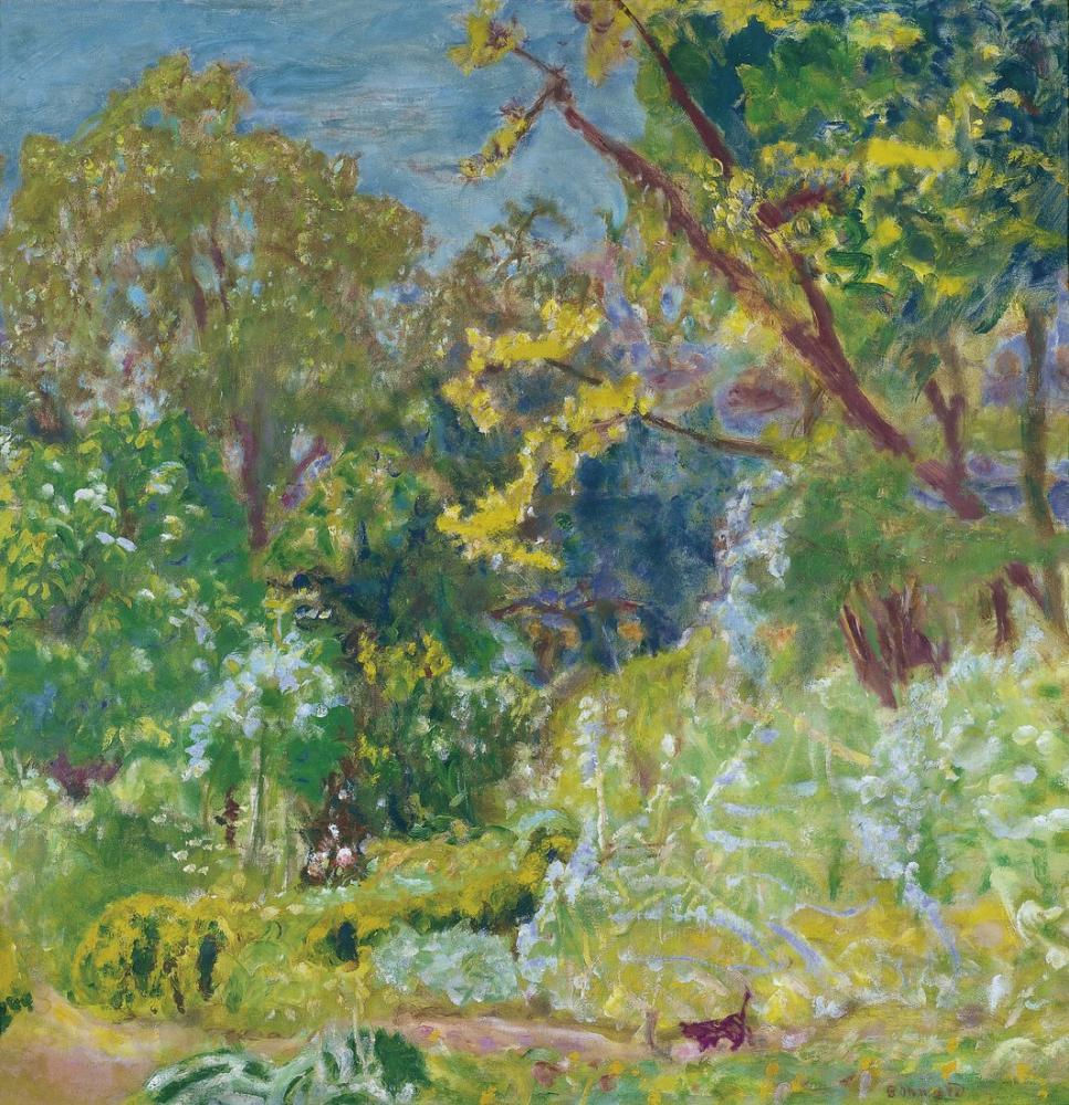 Pierre Bonnard Claro De Sol, Canvas, Pierre Bonnard, kanvas tablo, canvas print sales