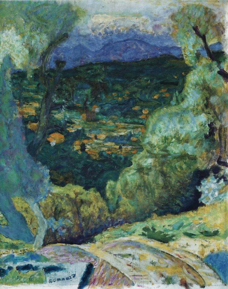 Pierre Bonnard Southern Decor, Canvas, Pierre Bonnard, kanvas tablo, canvas print sales