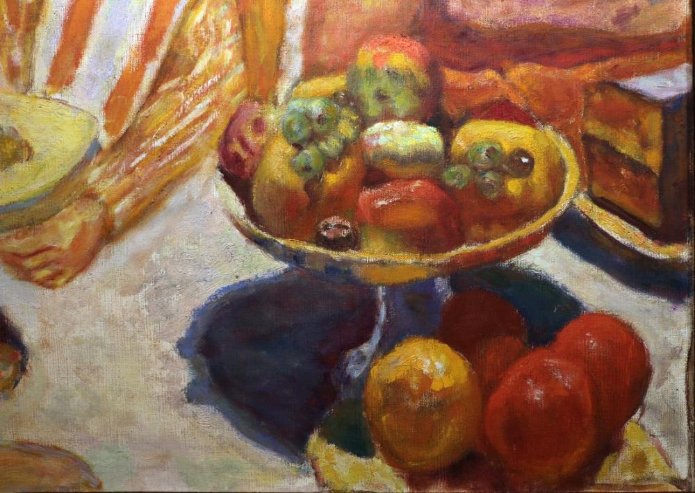 Pierre Bonnard Frutta, Canvas, Pierre Bonnard, kanvas tablo, canvas print sales