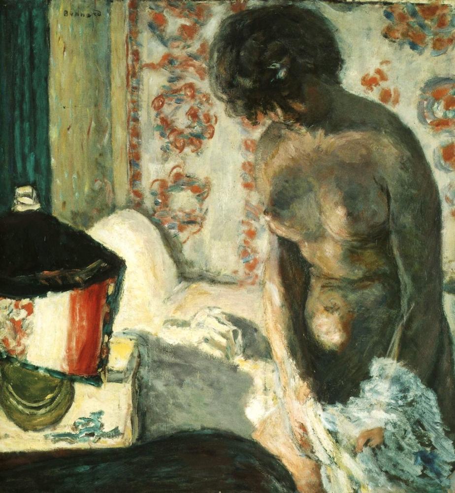 Pierre Bonnard La Lampe, Canvas, Pierre Bonnard, kanvas tablo, canvas print sales