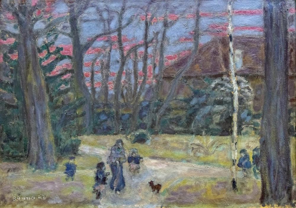 Pierre Bonnard Le Soir De Noel, Canvas, Pierre Bonnard, kanvas tablo, canvas print sales