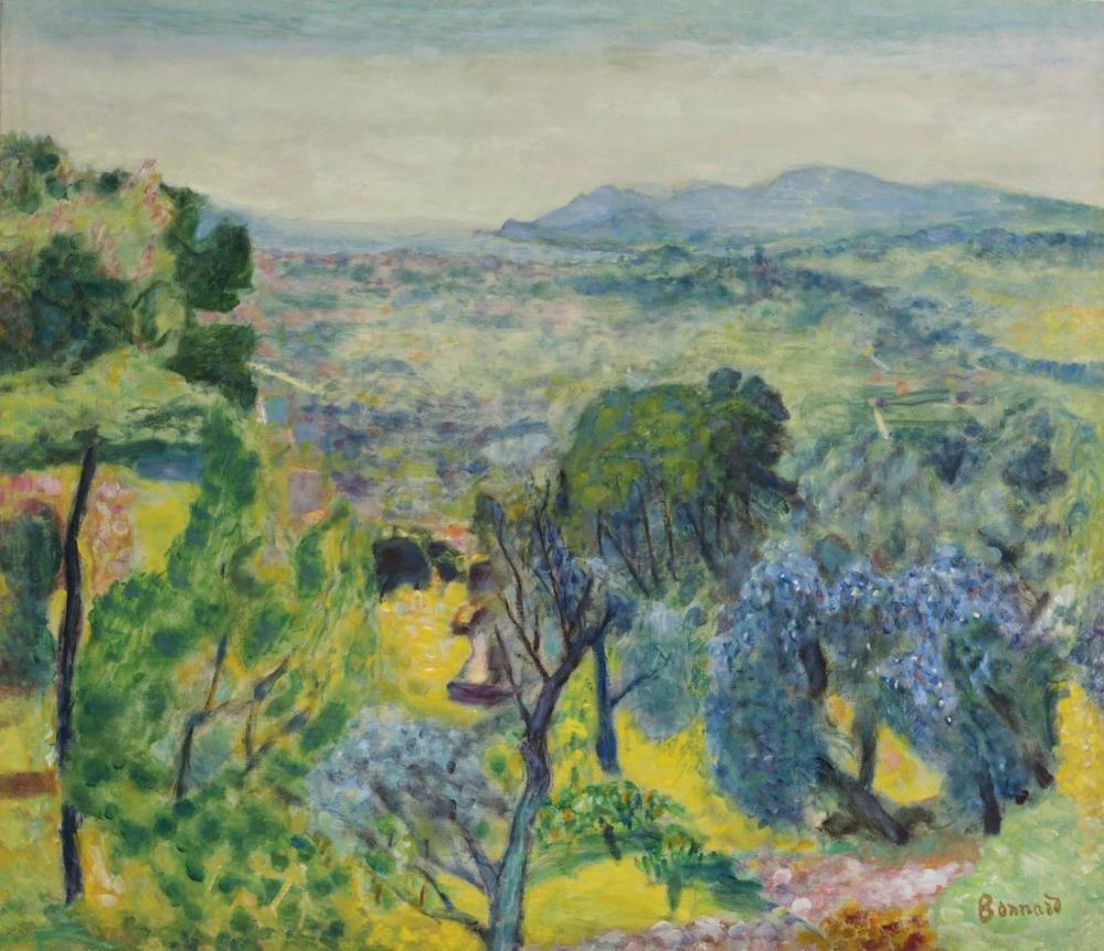 Pierre Bonnard Summer Is Here, Canvas, Pierre Bonnard, kanvas tablo, canvas print sales