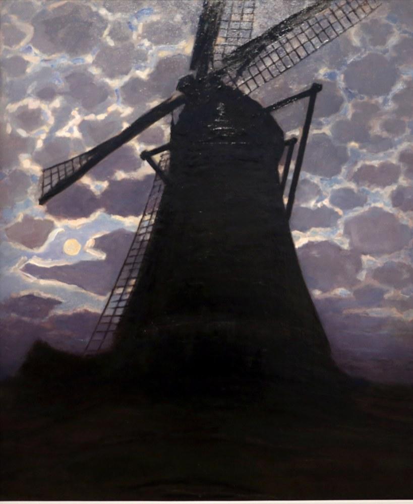 Evening Mill, Piet Mondrian, Canvas, Piet Mondrian, kanvas tablo, canvas print sales