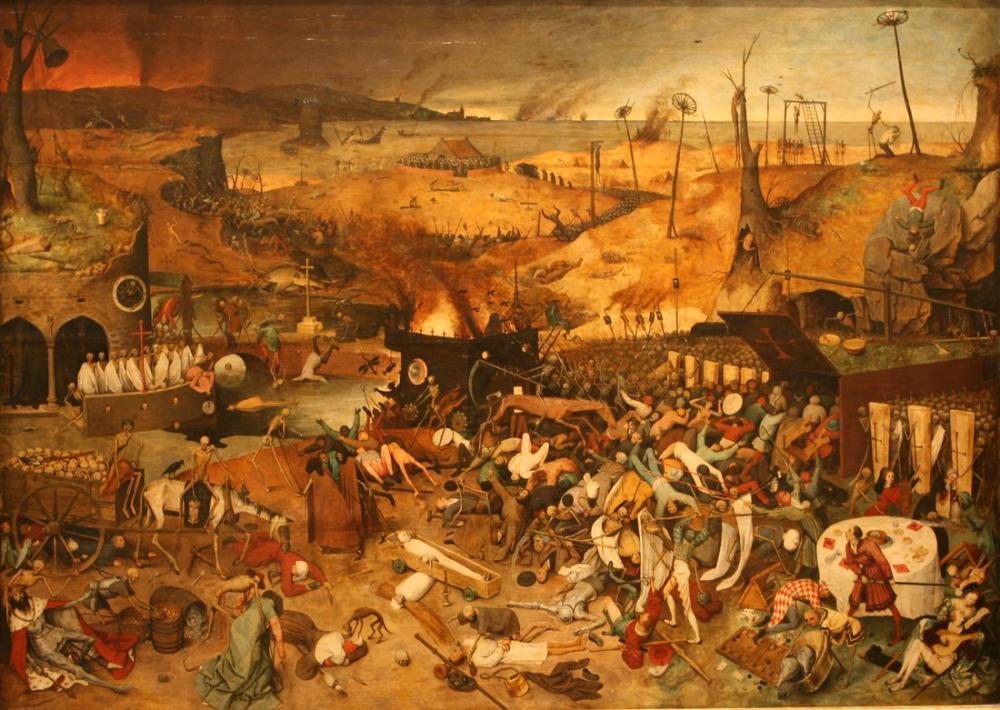 Pieter Bruegel The Triumph Of Death