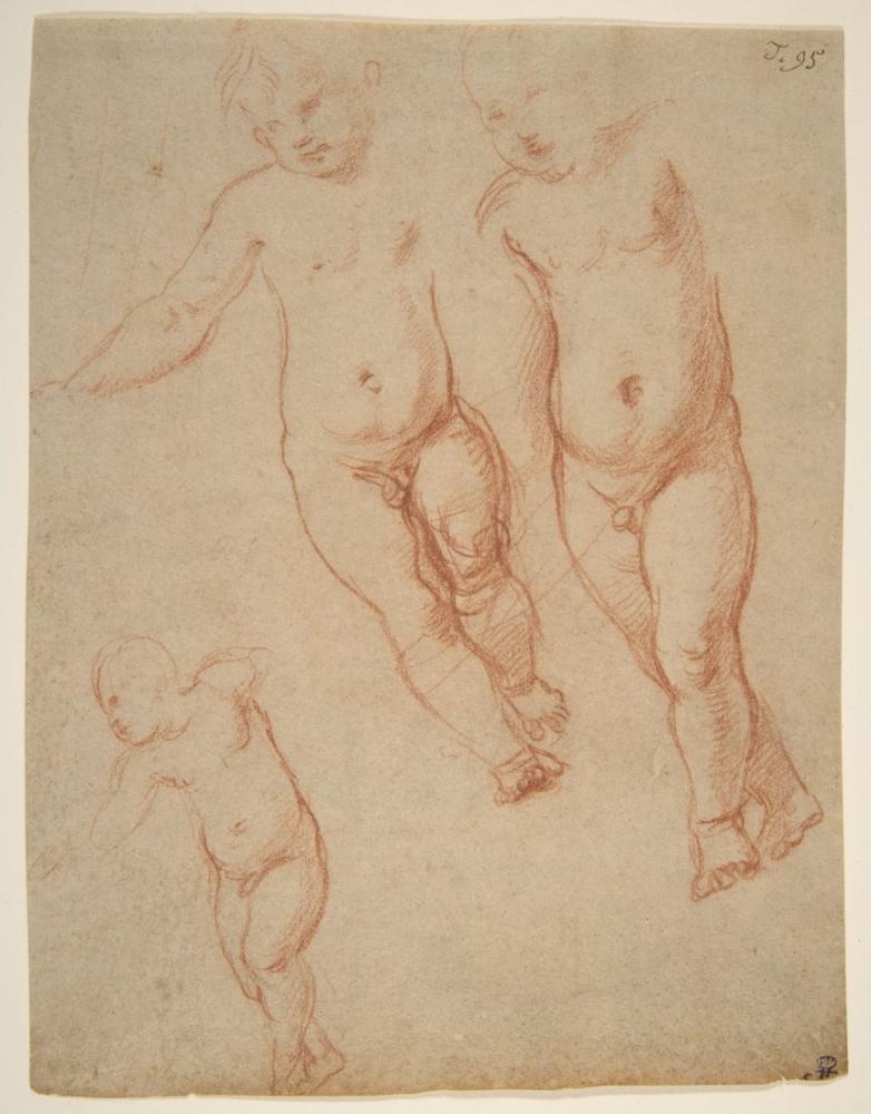 Raphael Mesih Çocuğu Çalışmaları, Kanvas Tablo, Raphael, kanvas tablo, canvas print sales