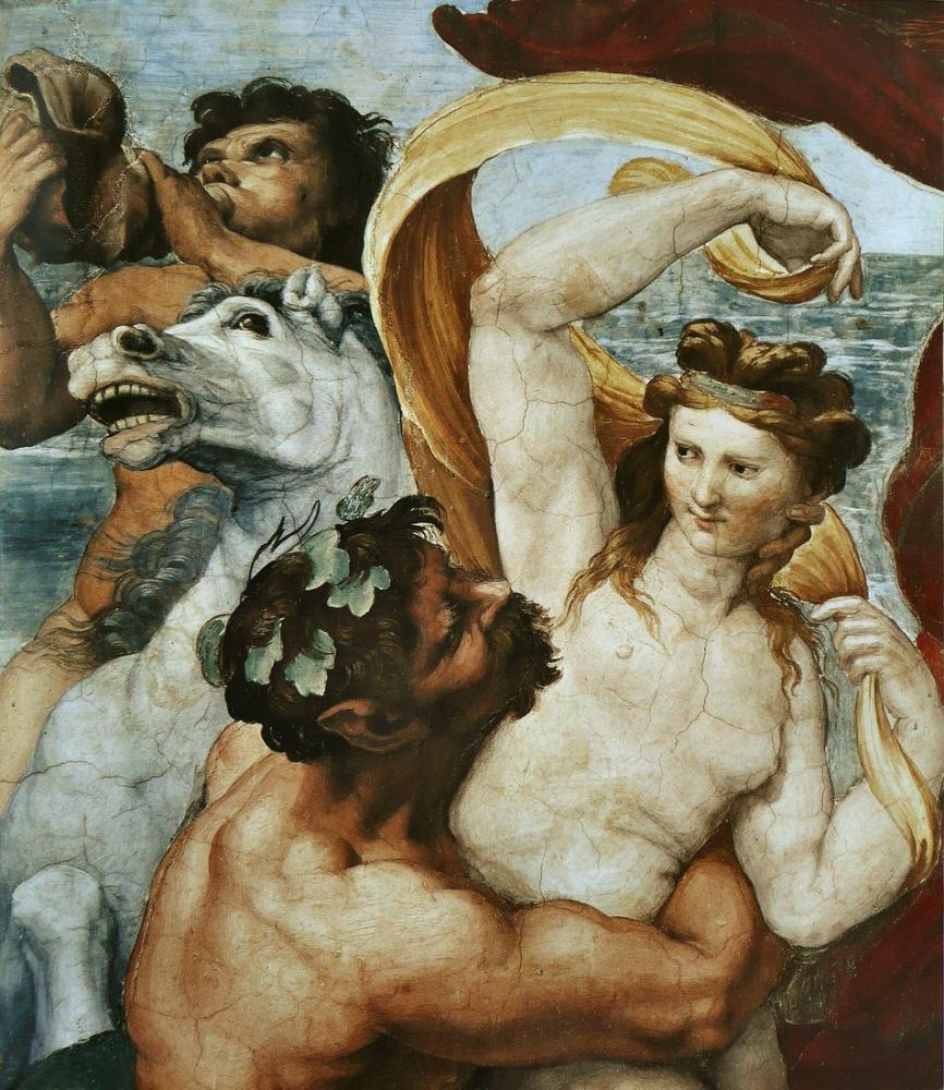 Raphael Galatee Zaferi, Kanvas Tablo, Raphael, kanvas tablo, canvas print sales