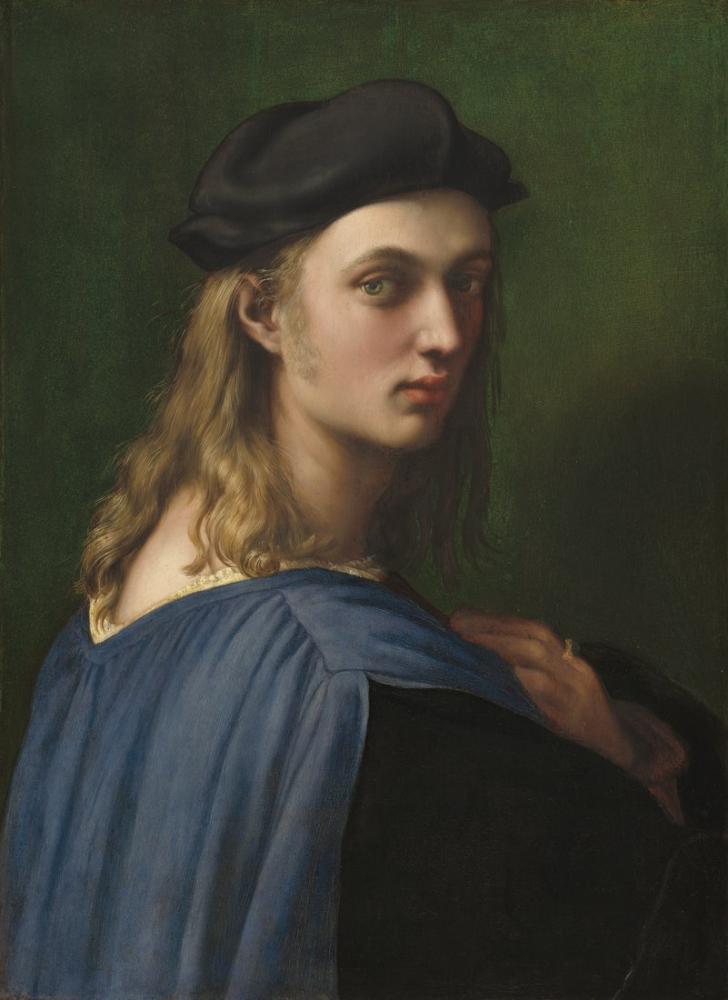 Raphael Bindo Altoviti, Kanvas Tablo, Raphael, kanvas tablo, canvas print sales