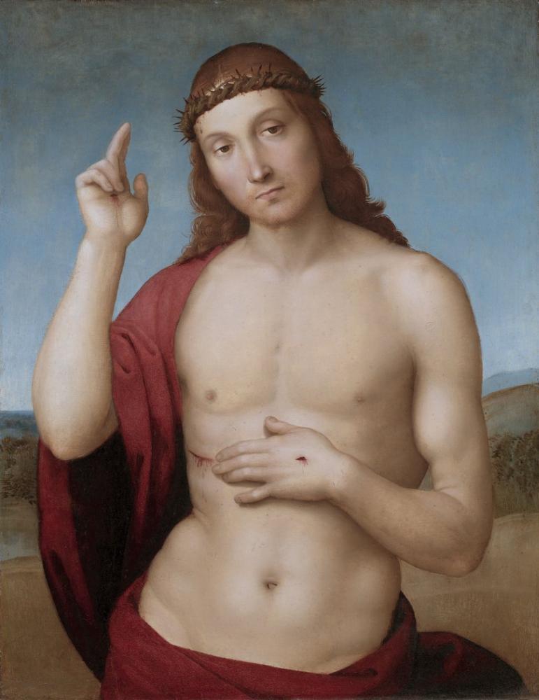 Raphael Pax Vobiscum, Canvas, Raphael, kanvas tablo, canvas print sales