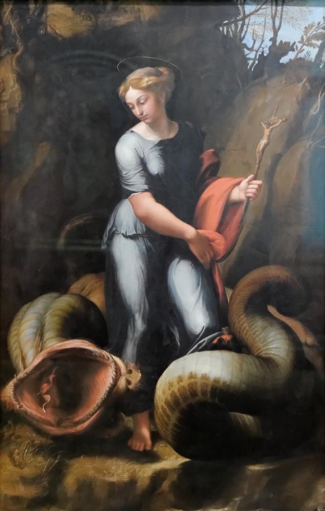 Raphael Azize Marina, Kanvas Tablo, Raphael, kanvas tablo, canvas print sales