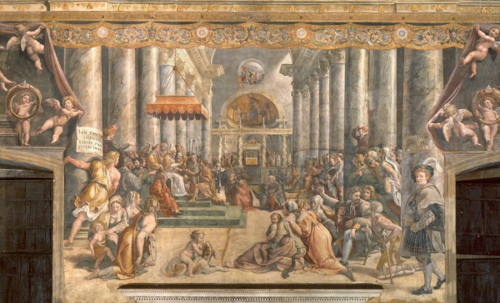 Raphael Roma Bağış Okulu, Kanvas Tablo, Raphael, kanvas tablo, canvas print sales