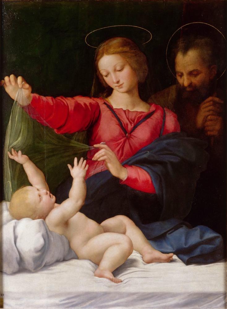Raphael, Loreto Madonna, Kanvas Tablo, Raphael, kanvas tablo, canvas print sales