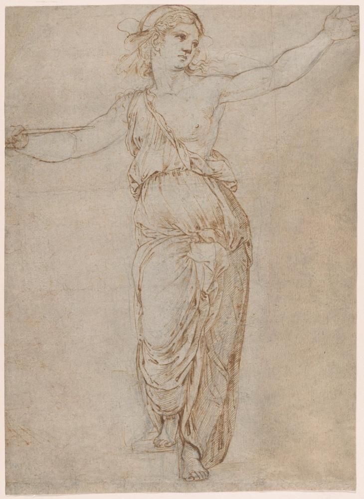 Raphael Lucretia, Kanvas Tablo, Raphael, kanvas tablo, canvas print sales