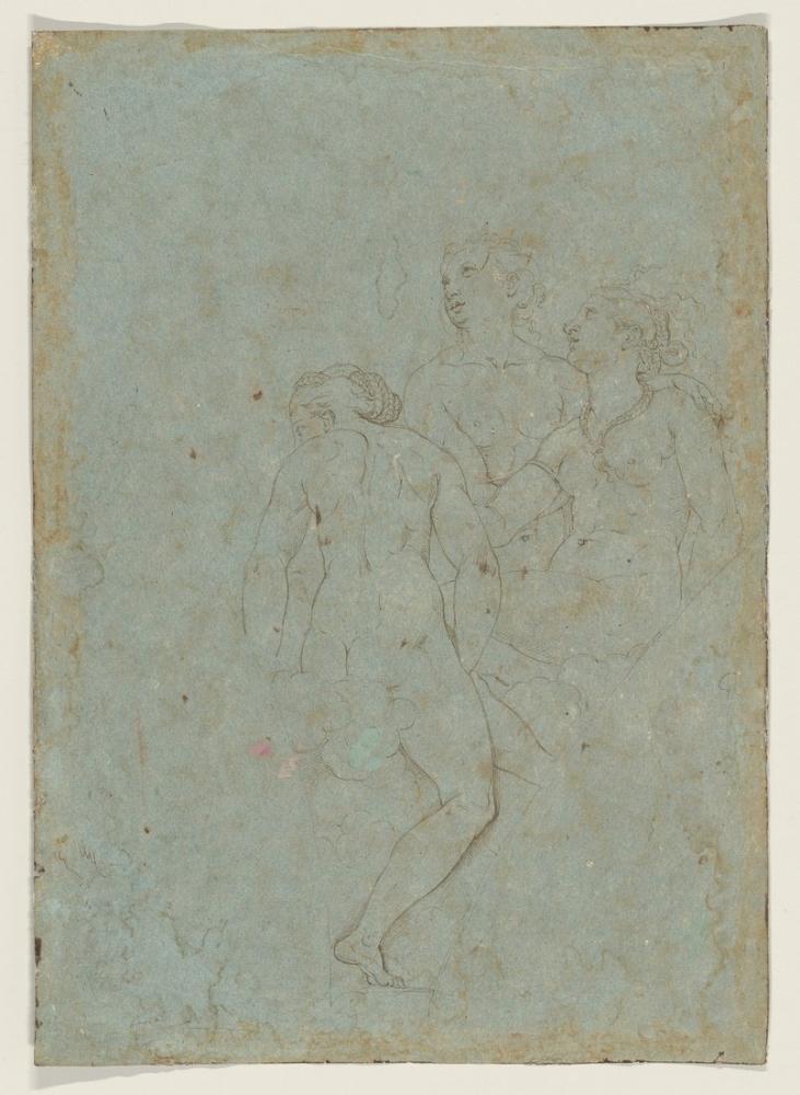 Raphael Deniz Atı Ve Aslan Süren Kanatlı Bir Koyun, Kanvas Tablo, Raphael, kanvas tablo, canvas print sales