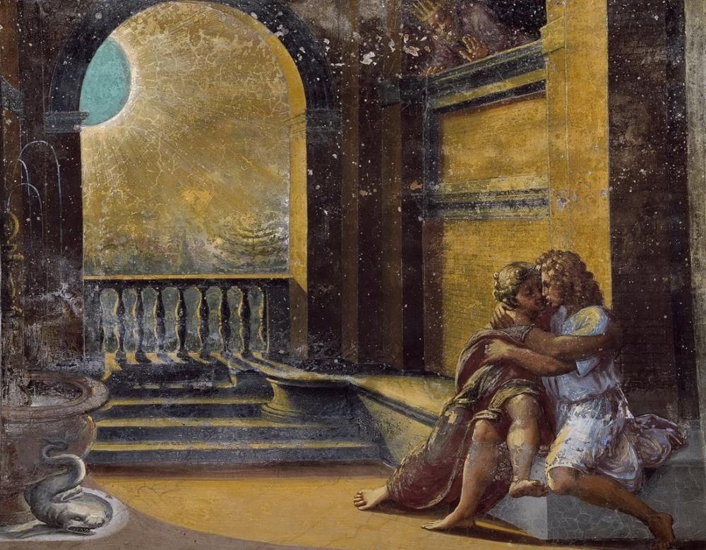 Raphael Kemeraltı Casusluk, Kanvas Tablo, Raphael, kanvas tablo, canvas print sales