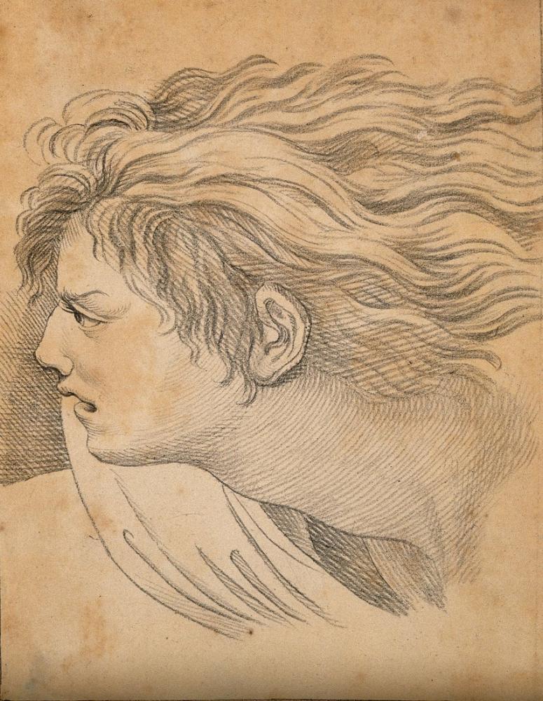 Raphael Bir Melek Başı, Kanvas Tablo, Raphael, kanvas tablo, canvas print sales