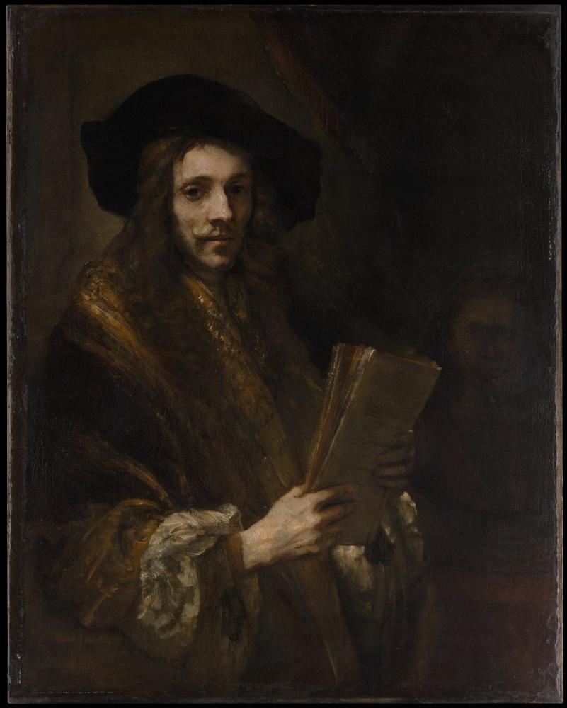 Rembrandt van Rijn, Müzayedeci, Kanvas Tablo, Rembrandt, kanvas tablo, canvas print sales
