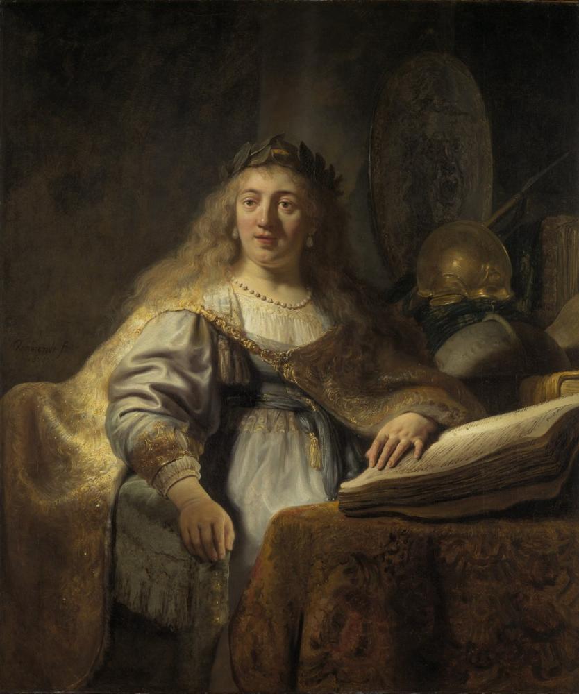 Rembrandt van Rijn, Minerva In Her Study, Canvas, Rembrandt, kanvas tablo, canvas print sales