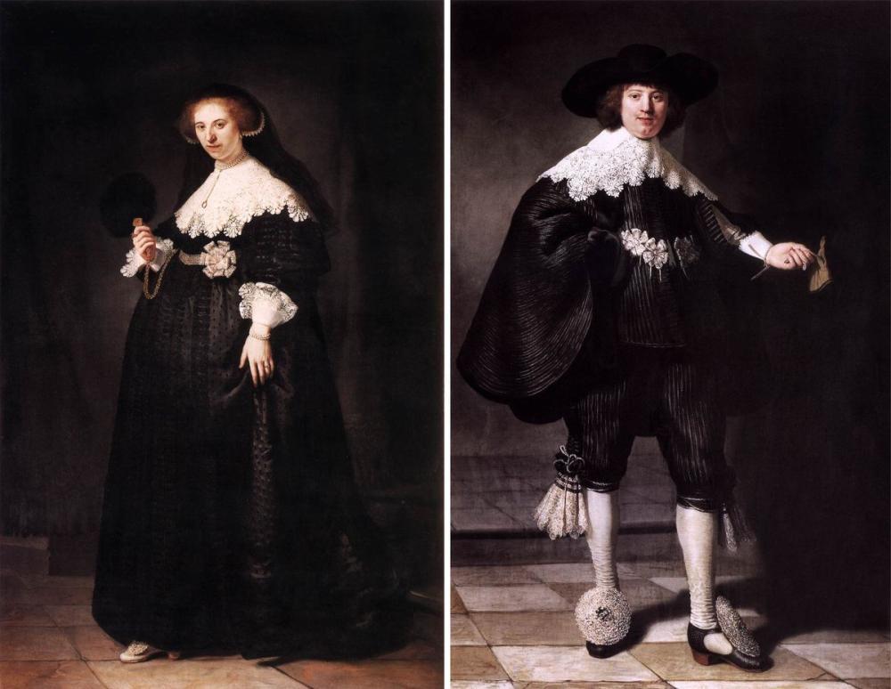 Rembrandt van Rijn, Sansen Soolman Portresi, Kanvas Tablo, Rembrandt, kanvas tablo, canvas print sales