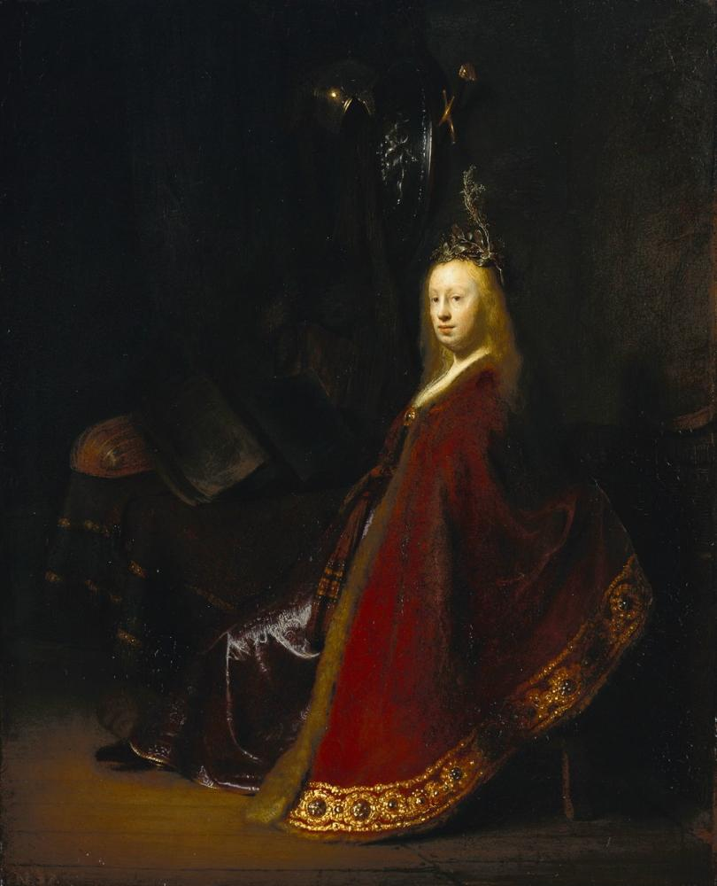 Rembrandt van Rijn, Minerva, Canvas, Rembrandt, kanvas tablo, canvas print sales