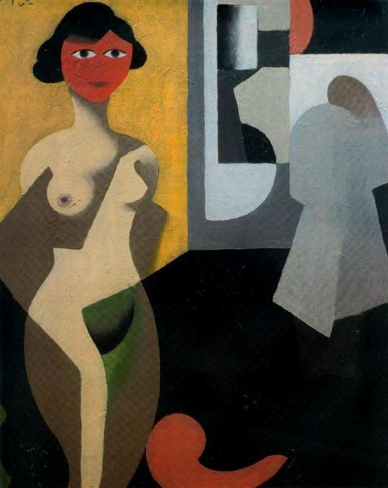 Rene Magritte Model Yağlıboya Tablo, Kanvas Tablo, René Magritte, kanvas tablo, canvas print sales