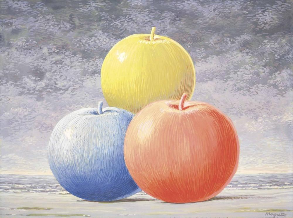 Rene Magritte Aşk Şarkısı, Kanvas Tablo, René Magritte, kanvas tablo, canvas print sales