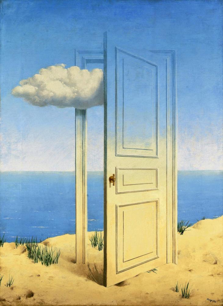 Rene Magritte Zafer, Kanvas Tablo, René Magritte, kanvas tablo, canvas print sales