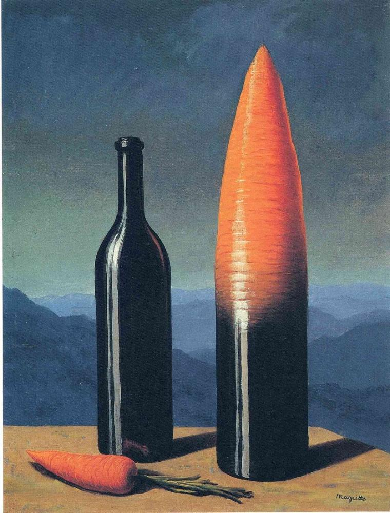 Rene Magritte Açıklama, Kanvas Tablo, René Magritte, kanvas tablo, canvas print sales