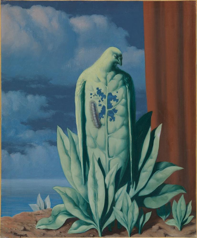 Rene Magritte Gözyaşlarının Lezzeti, Kanvas Tablo, René Magritte, kanvas tablo, canvas print sales