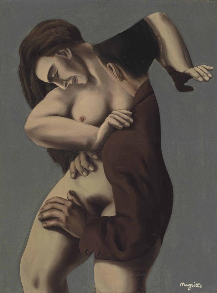 Rene Magritte Dev Günleri, Kanvas Tablo, , kanvas tablo, canvas print sales