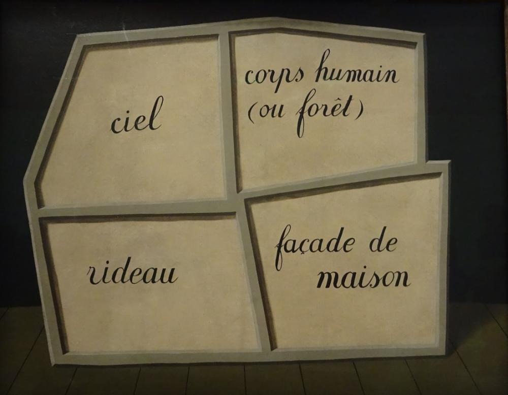 Rene Magritte Maschera Di Vuoto, Kanvas Tablo, René Magritte, kanvas tablo, canvas print sales