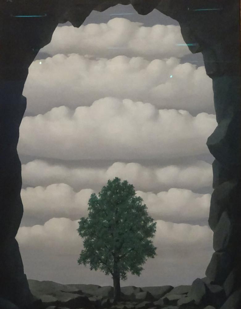 René Magritte Hatıra Anahtarı, Kanvas Tablo, René Magritte, kanvas tablo, canvas print sales