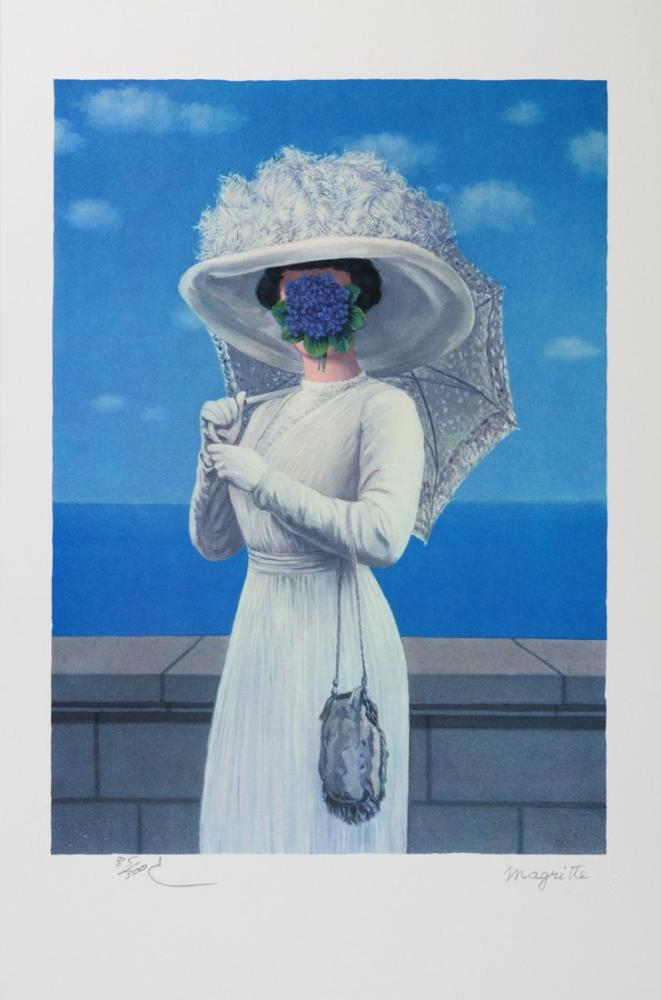 Rene Magritte Büyük SavaşV, Kanvas Tablo, René Magritte, kanvas tablo, canvas print sales