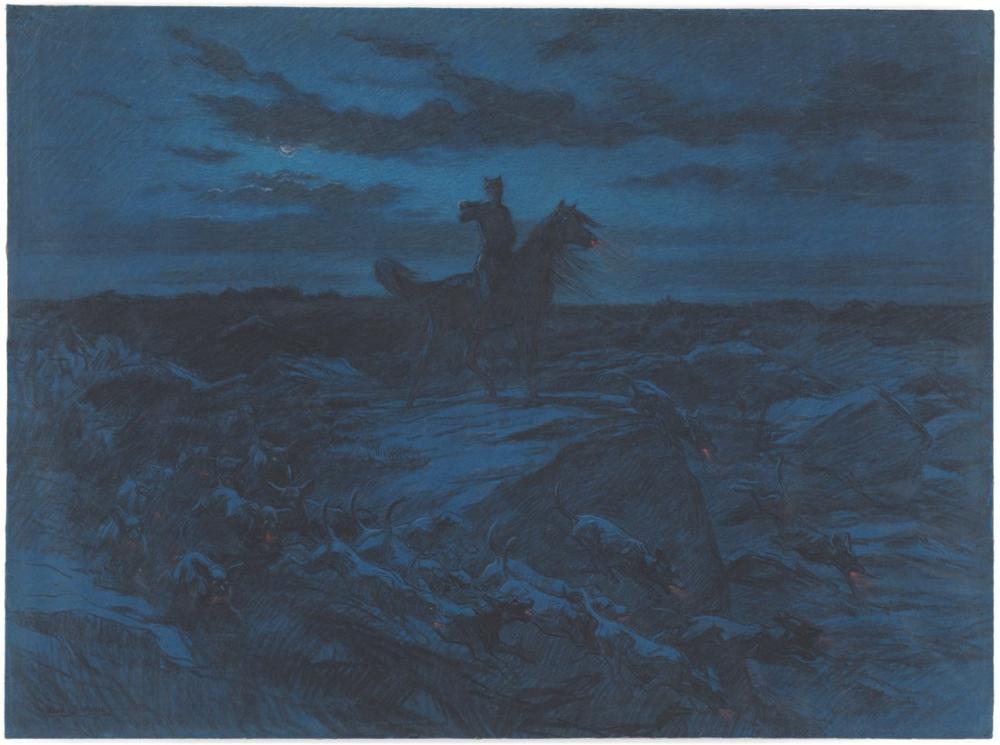 Rosa Bonheur, Kurtların Efsanesi, Kanvas Tablo, Rosa Bonheur, kanvas tablo, canvas print sales