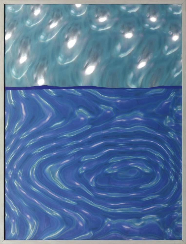 Roy Lichtenstein, Deniz Manzarası, Figür, Roy Lichtenstein, kanvas tablo, canvas print sales