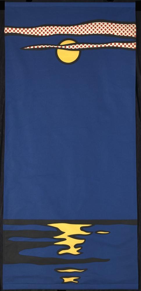 Roy Lichtenstein, Gun in America, Figure, Roy Lichtenstein, kanvas tablo, canvas print sales