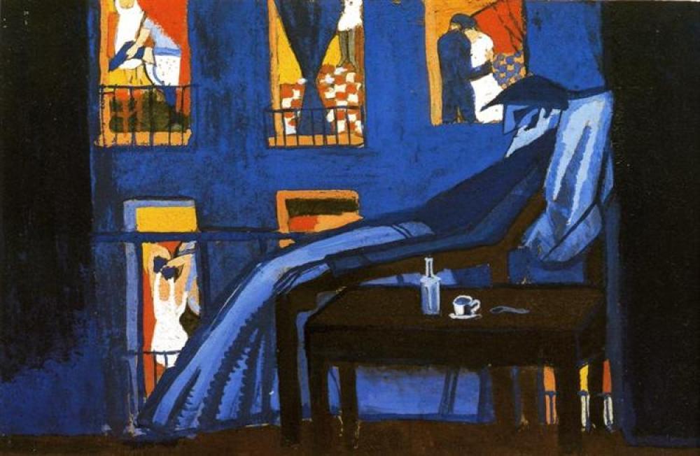 Salvador Dali The Voyeur, Canvas, Salvador Dali, kanvas tablo, canvas print sales