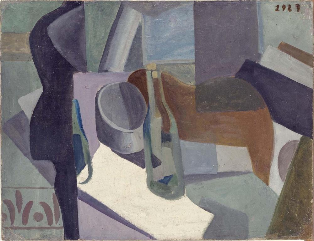 Salvador Dali Still Life 1923, Canvas, Salvador Dali, kanvas tablo, canvas print sales