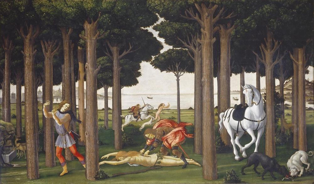 Sandro Botticelli, Prado, Canvas, Sandro Botticelli, kanvas tablo, canvas print sales