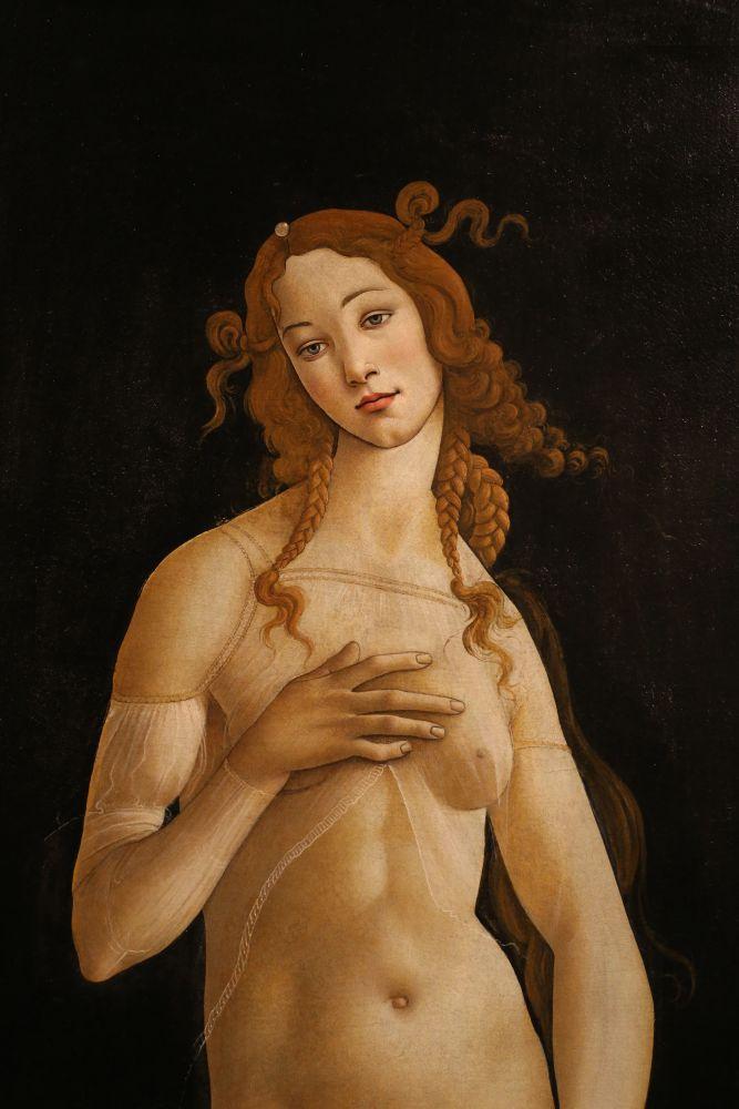 Sandro Botticelli, Venüs 2, Kanvas Tablo, Sandro Botticelli, kanvas tablo, canvas print sales