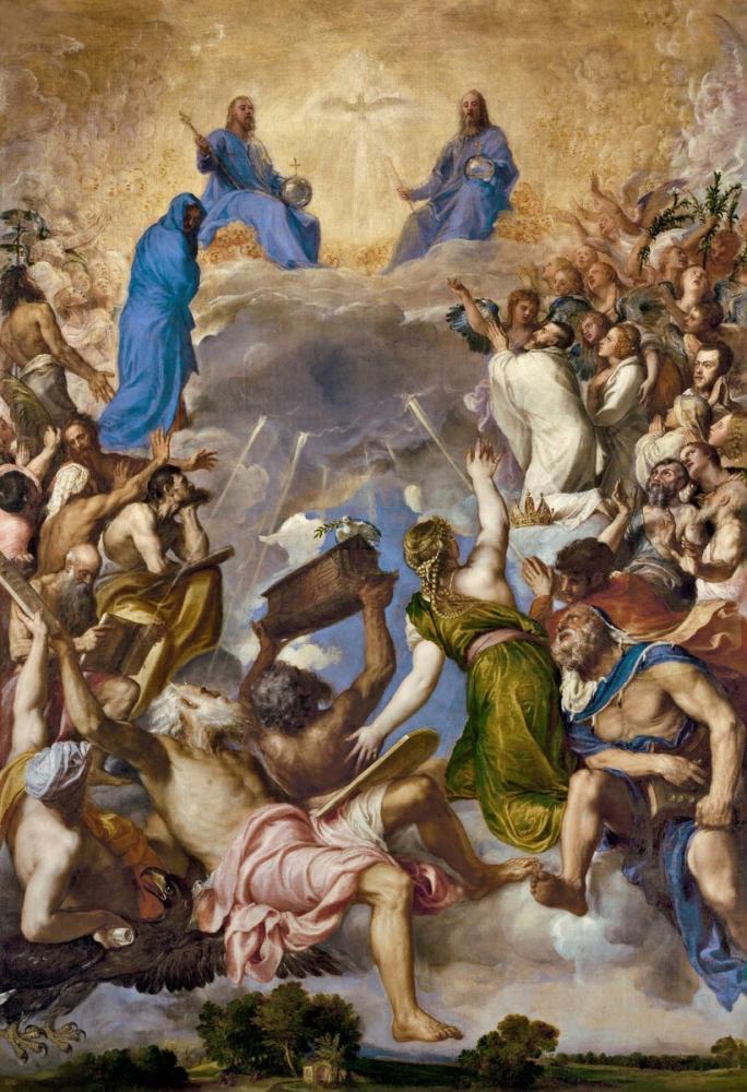 Titian Zafer, Kanvas Tablo, Titian, kanvas tablo, canvas print sales