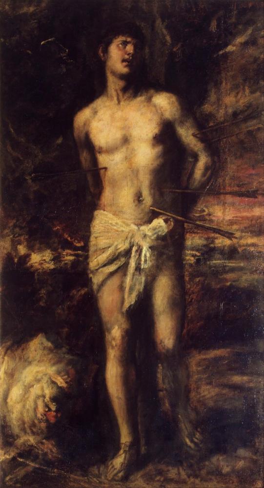 Titian Sebastian, Canvas, Titian, kanvas tablo, canvas print sales