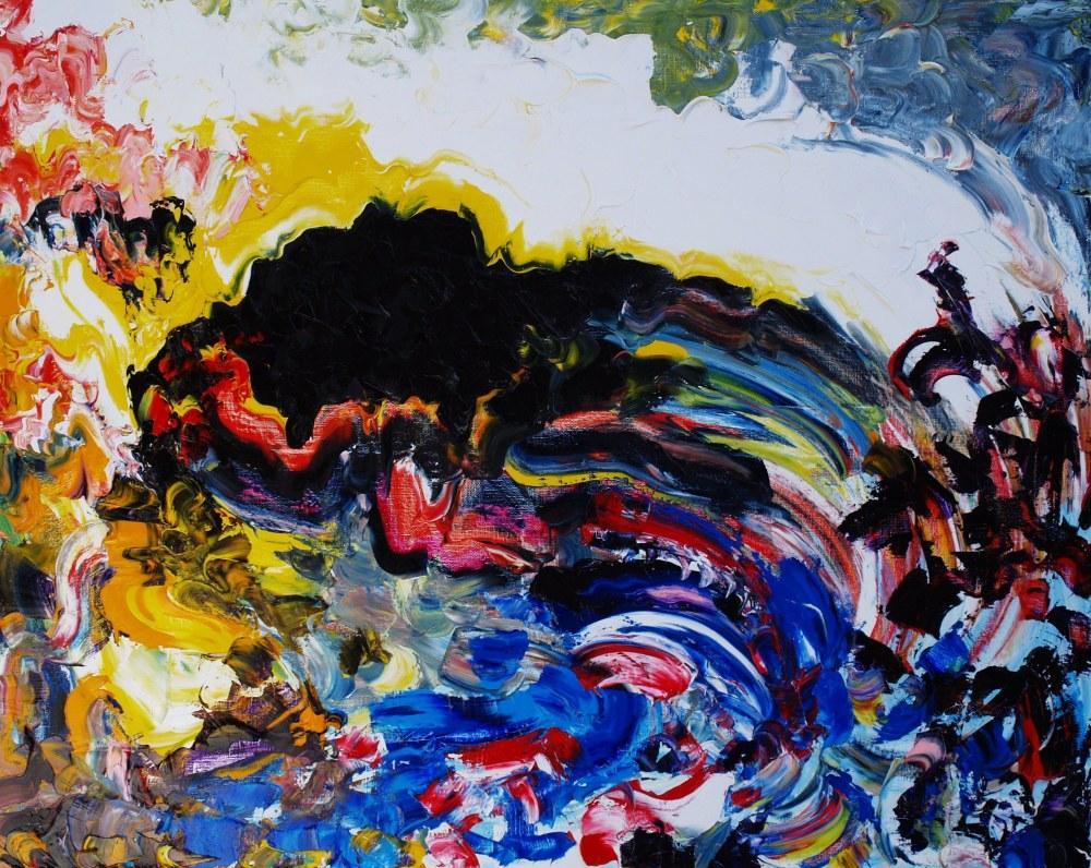Soyut Tablo, Vasily Kandinsky, Kanvas Tablo, Vasily Kandinsky, kanvas tablo, canvas print sales