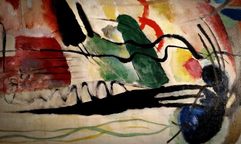 improvisation, Vasily Kandinsky, Canvas, Vasily Kandinsky, kanvas tablo, canvas print sales
