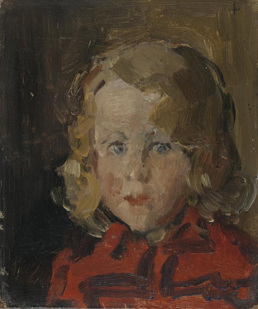 Vincent van Gogh, Child Portrait, Canvas, Vincent Van Gogh, kanvas tablo, canvas print sales